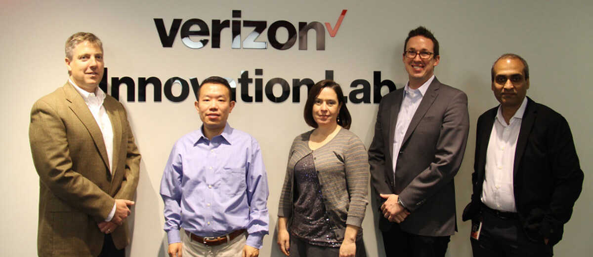 Winners Announced in Verizon* and Intel� Network Builders Innovation Challenge Update
