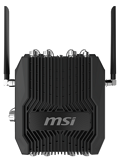 MSI Network security X1000